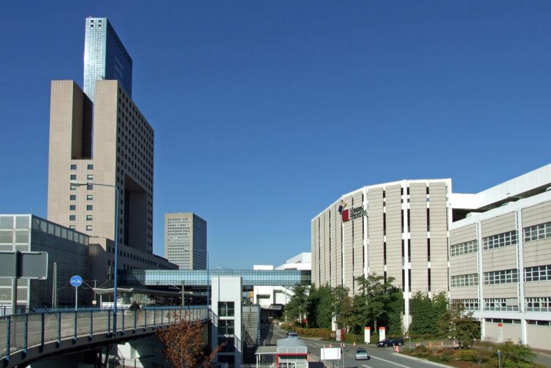 Messe Frankfurt, Agentur für Messebaupersonal: Messebauer, Auf- und- Abbauteams