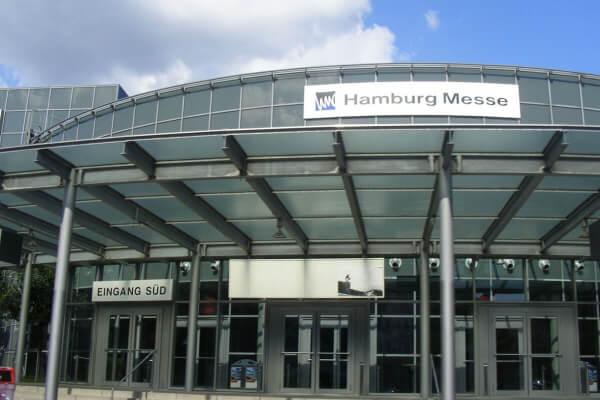 Hamburg, Germany: Trade fair construction teams & booth builder recruitment agency