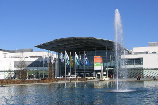 Munich, Germany: Trade fair construction teams & booth builder recruitment agency