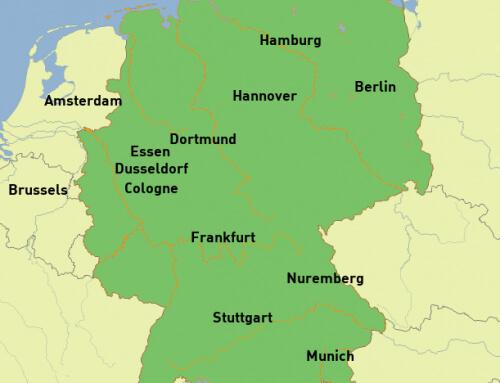 Trade Fair Locations
