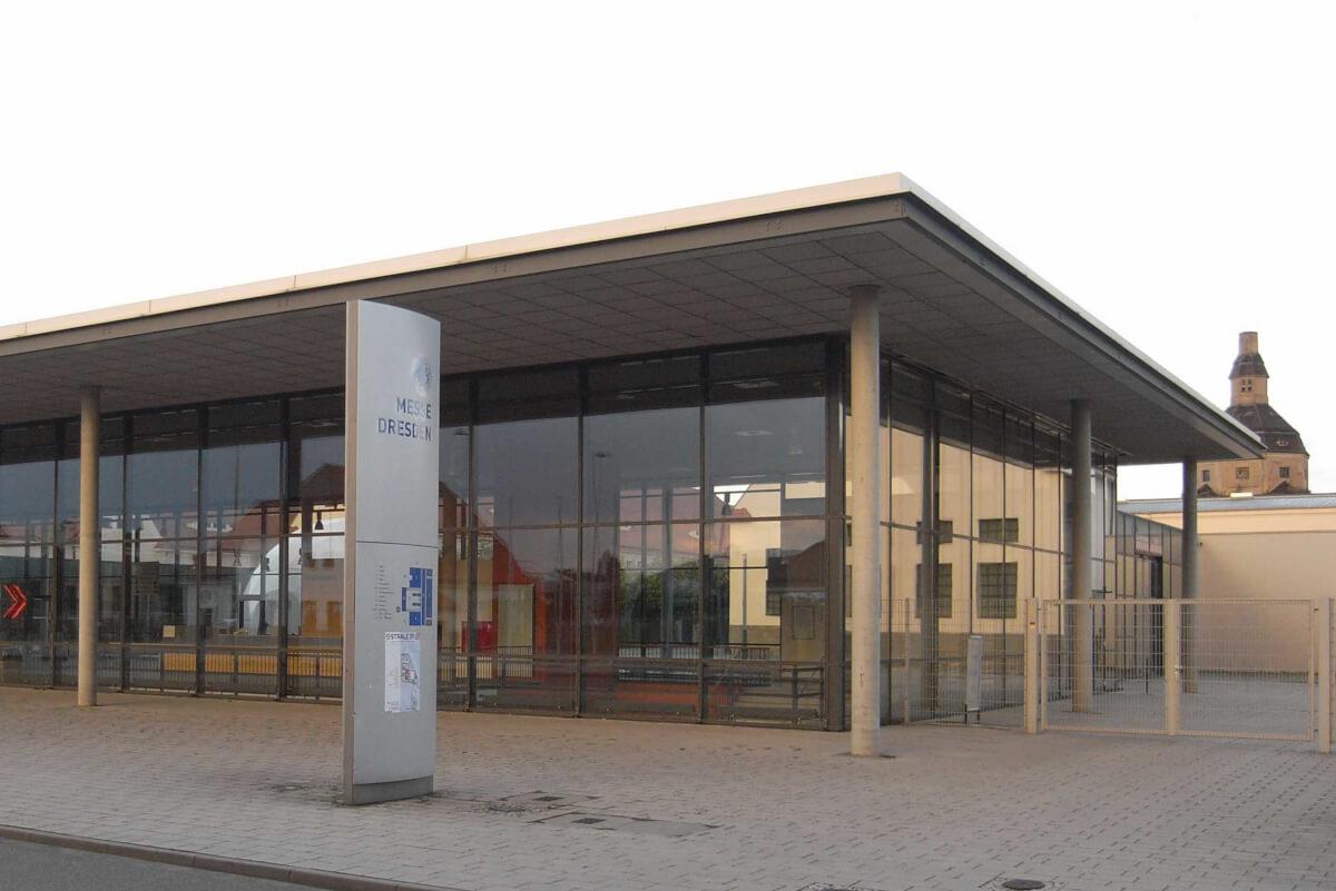 Messe Dresden, Agentur für Messebaupersonal: Messebauer, Auf- und- Abbauteams